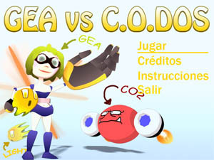 Thumbnail 1 for Gea vs CoDOS